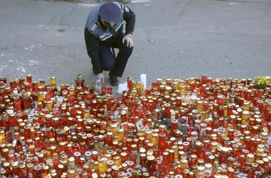 Ρουμανία: 41 οι νεκροί από την πυρκαγιά σε κλαμπ - Φωτογραφίες