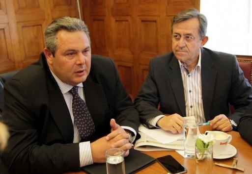 Εκτός ΑΝ.ΕΛ. ο Νικολόπουλος - Ζητά την παραίτησή του ο Καμμένος