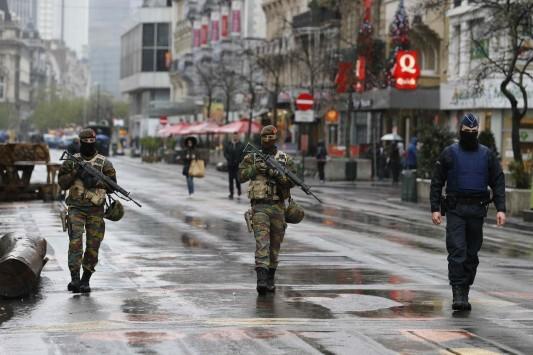 Αποτέλεσμα εικόνας για επίθεση στο Βέλγιο