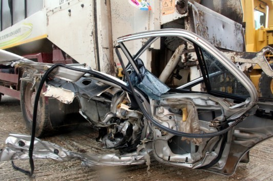Εύβοια: Καταδικάστηκε γυναίκα για τροχαίο ατύχημα - Τι αποδείχθηκε κατά τη διάρκεια της δίκης!