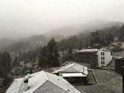 Καιρός: Έκτακτο δελτίο επιδείνωσης! Που θα χιονίσει!