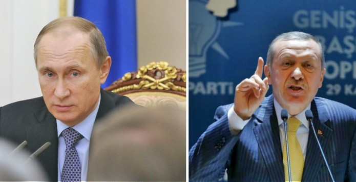 """""""Τρέμει"""" ο πλανήτης! Η Ρωσία απειλεί με στρατιωτικά αντίποινα - """"Οι Τούρκοι έστησαν καρτέρι στο μαχητικό"""" λέει αναλυτής"""