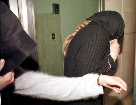 Αποτέλεσμα εικόνας για συλληψη γυναικας