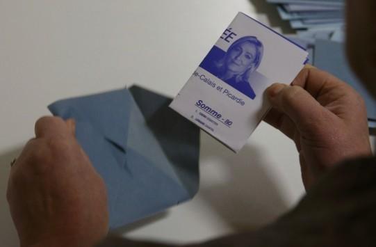 Γαλλία - Εκλογές: Πάει για ρεκόρ η Λεπέν!