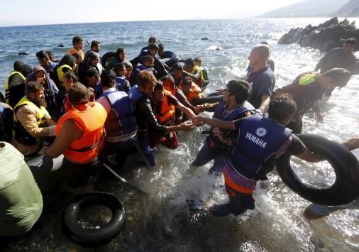 Η Τουρκία πήρε 3 δισ. από την ΕΕ για να πλημμυρίσει τη Λέσβο με πρόσφυγες