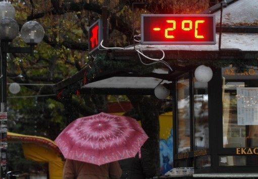Καιρός: `Αγριεύει` την Πρωτοχρονιά! Αναλυτική πρόβλεψη για τις τελευταίες μέρες του 2015