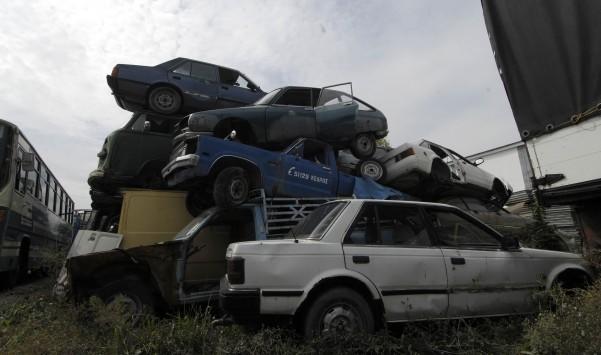 Απόσυρση αυτοκινήτων: Έρχεται νέα παράταση