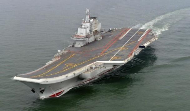 Σε ετοιμότητα η Κίνα - Κατασκευάζει δευτερο αεροπλανοφόρο