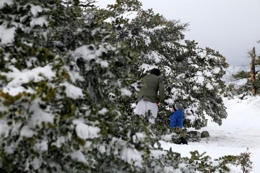 Καιρός: Οι πρώτες νιφάδες χιονιού στην Αθήνα! `Κατάψυξη` η χώρα την Πρωτοχρονιά!