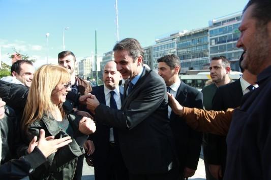 Εκλογές ΝΔ: H πρώτη προτεραιότητα Μητσοτάκη - Αποκάλυψε συνάντηση και με Μεϊμαράκη - Απομακρύνεται το έκτακτο συνέδριο