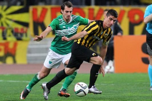 Κύπελλο Ελλάδας: Στο... ρελαντί πήρε την πρόκριση η ΑΕΚ!