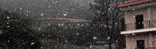 Καιρός: Έρχεται σφοδρό κύμα κακοκαιρίας! - Πολικές θερμοκρασίες, χιόνια μέχρι και στην Αθήνα!