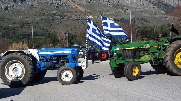 Αγρότες στα... κάγκελα: Ο ΣΥΡΙΖΑ συνδέει συνδικαλιστές με ΝΔ και Χρυσή Αυγή - Ξύλο με στελέχη του ΣΥΡΙΖΑ - Πιθανό... μπλακ άουτ!