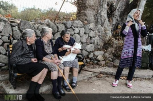 Προτείνονται για το Νόμπελ Ειρήνης η γιαγιά από τη Συκαμνιά, ο ψαράς και η Σάραντον