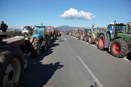 Αγρίεψαν οι αγρότες - Προετοιμάζουν 24ωρους αποκλεισμούς δρόμων, αεροδρομίων και λιμανιών!