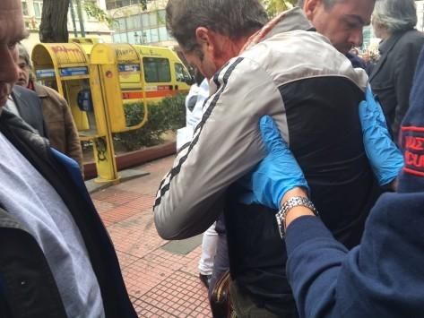 Επίθεση σε δημοσιογράφο από αντιεξουσιαστές