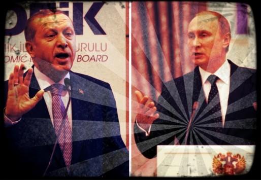 Τσάρος εναντίον Σουλτάνου! `Σπίθα` Γ' Παγκοσμίου Πολέμου οι αυτοκρατορικές φιλοδοξίες Πούτιν - Ερντογάν;