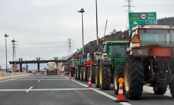 Μπλόκα αγροτών: Κλείνουν τους δρόμους σε Νεστάνη και Ευρώτα - ''Δεν πρόκειται να κάνουμε πίσω''!