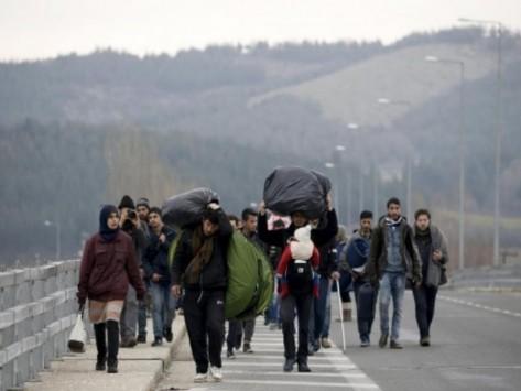 Αποκάλυψη φωτιά της WSJ: Το κρυφό σχέδιο της Ευρώπης για να εγκλωβιστούν οι πρόσφυγες στην Ελλάδα!
