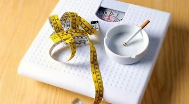 Πώς ΔΕΝ θα πάρετε κιλά αν κόψετε το κάπνισμα