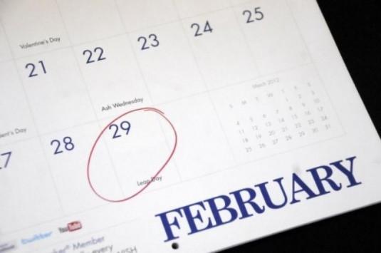 Δίσεκτο Έτος: Όσα δεν ξέρετε για την 29η Φεβρουαρίου!