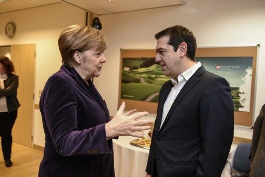 Τσίπρας και Μέρκελ οι ήρωες της Ευρώπης;