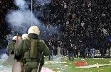Άλλος ένας αγώνας ντροπής! Έκαψαν την Τούμπα στο ΠΑΟΚ-Ολυμπιακός – Μολότοφ και τραυματίες έξω από το γήπεδο – Κεραυνοί Σαββίδη (ΦΩΤΟ)