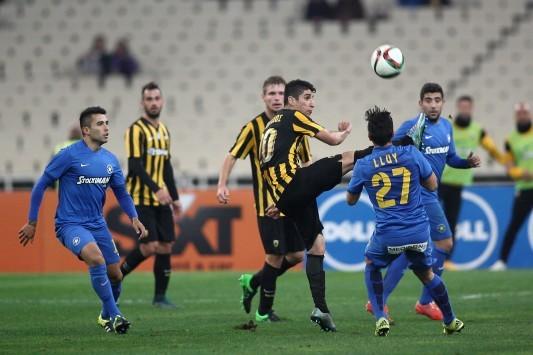 Αστέρας Τρίπολης - ΑΕΚ 0-0 ΤΕΛΙΚΟ