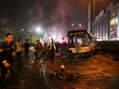 """Έκρηξη στην Άγκυρα: Οι ΗΠΑ είχαν προειδοποιήσει για τρομοκρατικό """"χτύπημα"""" πριν 2 μέρες!"""