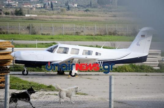 Μεσολόγγι: Κατασχέθηκε το αεροπλάνο που βλέπετε - Τι διαπίστωσαν αστυνομικοί σε αιφνιδιαστικό έλεγχο (Βίντεο)!