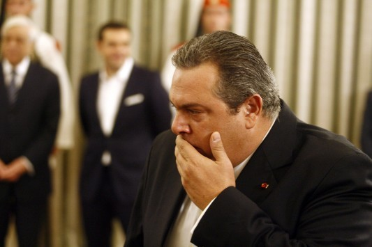 Φεύγουν οι υπουργοί των ΑΝΕΛ από την κυβέρνηση; Απίστευτο παρασκήνιο