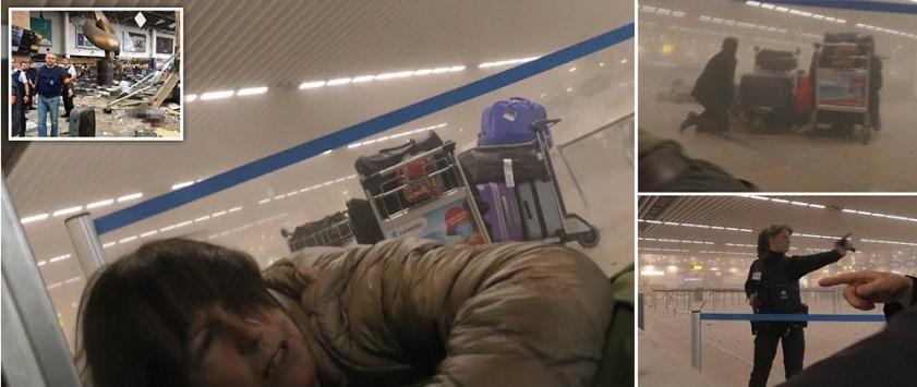 Live - Βρυξέλλες: Είχαν βάλει καρφιά στη βόμβα! 34 νεκροί από τις τρομοκρατικές επιθέσεις! Σοκαριστικά βίντεο και φωτογραφίες