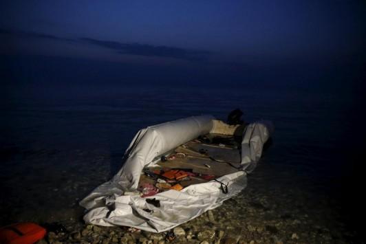 Μηδενικές οι ροές μεταναστών προς τα νησιά του βορειοανατολικού Αιγαίου