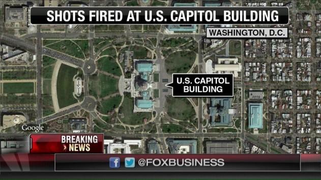 Πυροβολισμοί στο Καπιτώλιο - Αποκλείστηκε και ο Λευκός Οίκος -Ένας αστυνομικός τραυματίστηκε