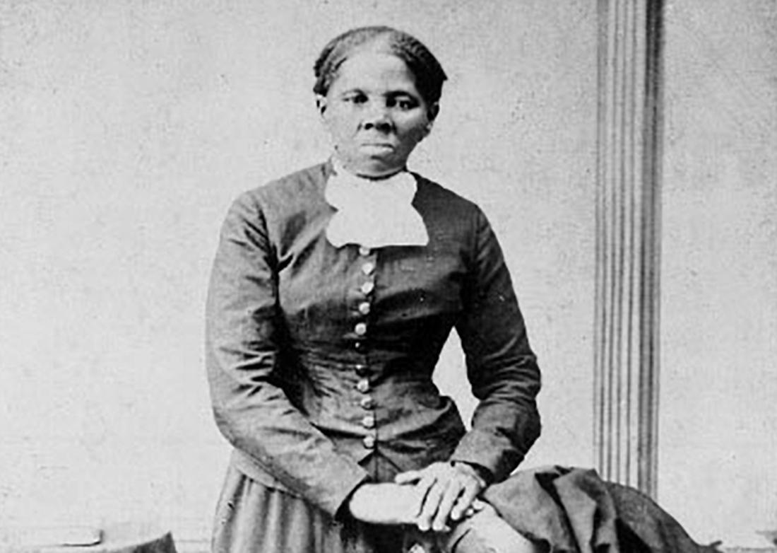 Η Harriet Tubman - Φωτογραφία Reuters