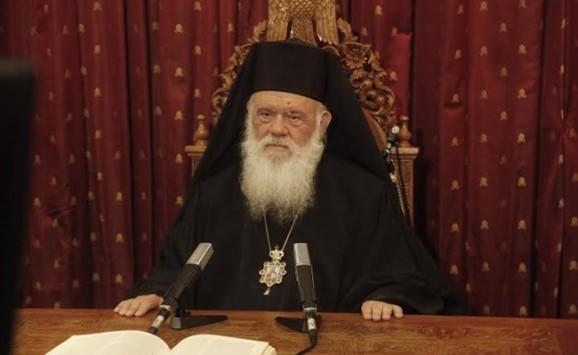 Αναστάσιμο μήνυμα Αρχιεπισκόπου