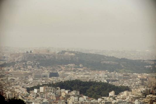 Καιρός: Ανοιξιάτικος με τοπικές βροχές και... σκόνη! Αναλυτική πρόβλεψη