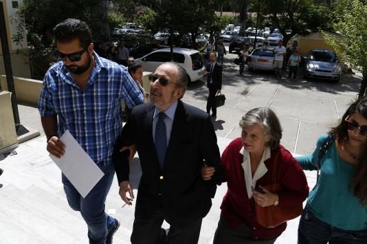 Προφυλακίστηκε ο Ανδρέας Μαρτίνης - Ελεύθερη η σύζυγός του με περιοριστικούς όρους