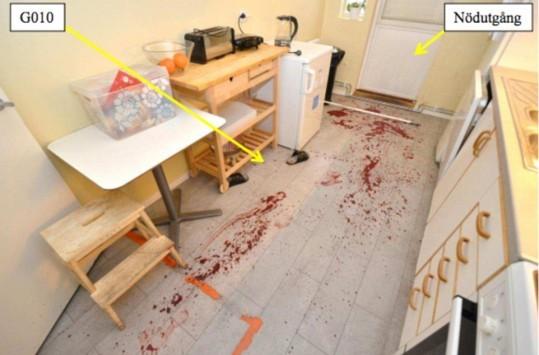 Λουτρό αίματος! Μαχαίρωσε 22χρονη κοινωνική λειτουργό σε κέντρο μεταναστών (ΣΚΛΗΡΕΣ ΕΙΚΟΝΕΣ)