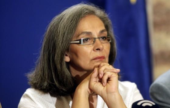 Σοφία Σακοράφα: Μόνο ντροπή νιώθω που προέτρεψα το λαό μας να ελπίσει μαζί σας