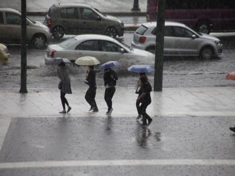 Καιρός: Με βροχές την Τετάρτη - Αναλυτική πρόγνωση