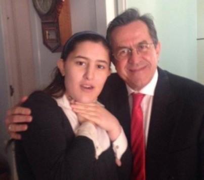 Πάτρα: Συγκλονίζει η νέα ανάρτηση του Νίκου Νικολόπουλου στο facebook - Η εξήγηση για τη δωρεά οργάνων της κόρης του!