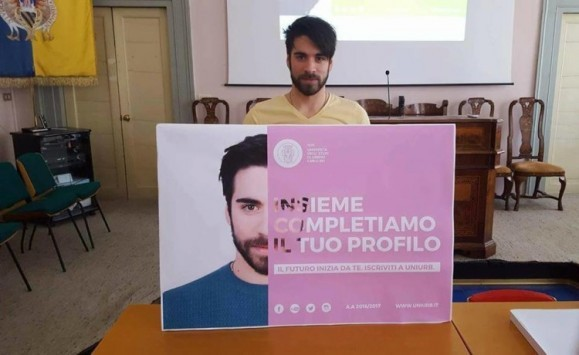 Κρήτη: Αυτός είναι ο Άγγελος Μαραβελάκης - Ο πιο διάσημος Έλληνας φοιτητής στην Ιταλία (Φωτό)!