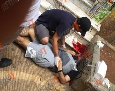 Όπλα και χαντζάρια στο σπίτι του Αιγύπτιου που γάζωσαν στα Εξάρχεια