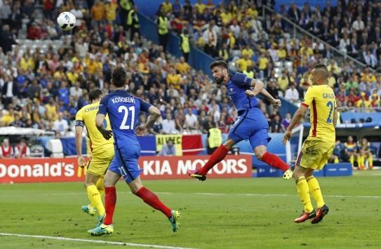 Euro 2016: Γαλλία – Ρουμανία 2-1 ΤΕΛΙΚΟ Με το... δεξί στο τουρνουά οι `τρικολόρ`