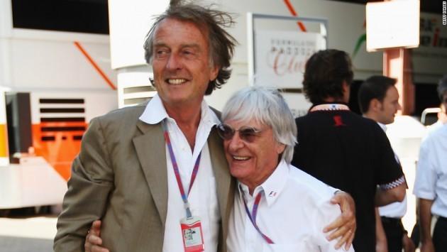 Formula 1, Montezemolo: Δεν μπορείς να αντικαταστήσεις τον Bernie Ecclestone με έναν μόνον άνθρωπο.