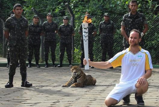 Σκότωσαν την μασκότ των Ολυμπιακών Αγώνων του Ρίο!