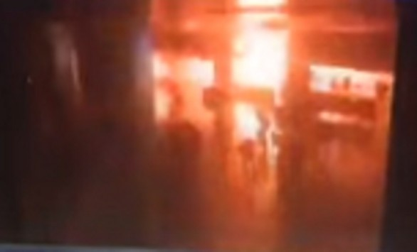 Τα βίντεο του θανάτου στην Κωνσταντινούπολη - Ο τρομοκράτης πυροδότησε τα εκρηκτικά ενώ ήταν αιμόφυρτος - ΣΚΛΗΡΕΣ ΕΙΚΟΝΕΣ