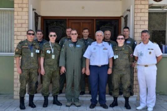 Ρώσοι πιλότοι επιθεώρησαν τα ελληνικά μιράζ στην Τανάγρα - Τι συμβαίνει;