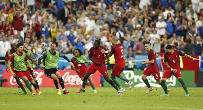 Πορτογαλία - Γαλλία 1-0 ΤΕΛΙΚΟ: Πρωταθλήτρια Ευρώπης η ομάδα του Σάντος, με γκολάρα στην παράταση